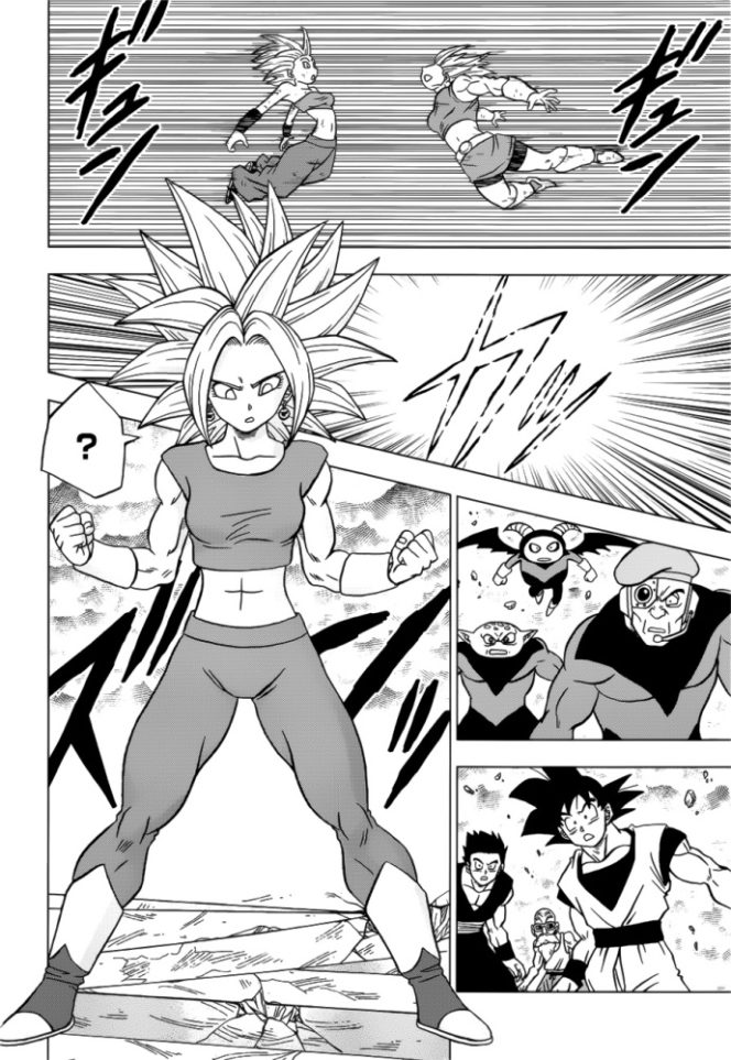 Manga 38 Dragon Ball Super Completo