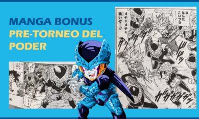 Dragon Ball Super Manga Bonus