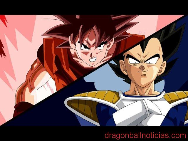 DLC para FighterZ y Xenoverse 2 - Goku y Vegeta