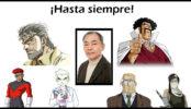 Fallece Unshou Ishizuka