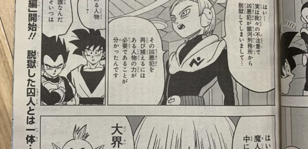 Manga 42 Dragon Ball Super
