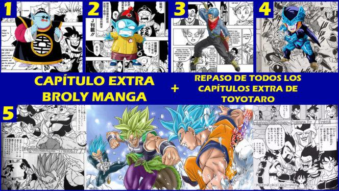 Manga Bonus DBS