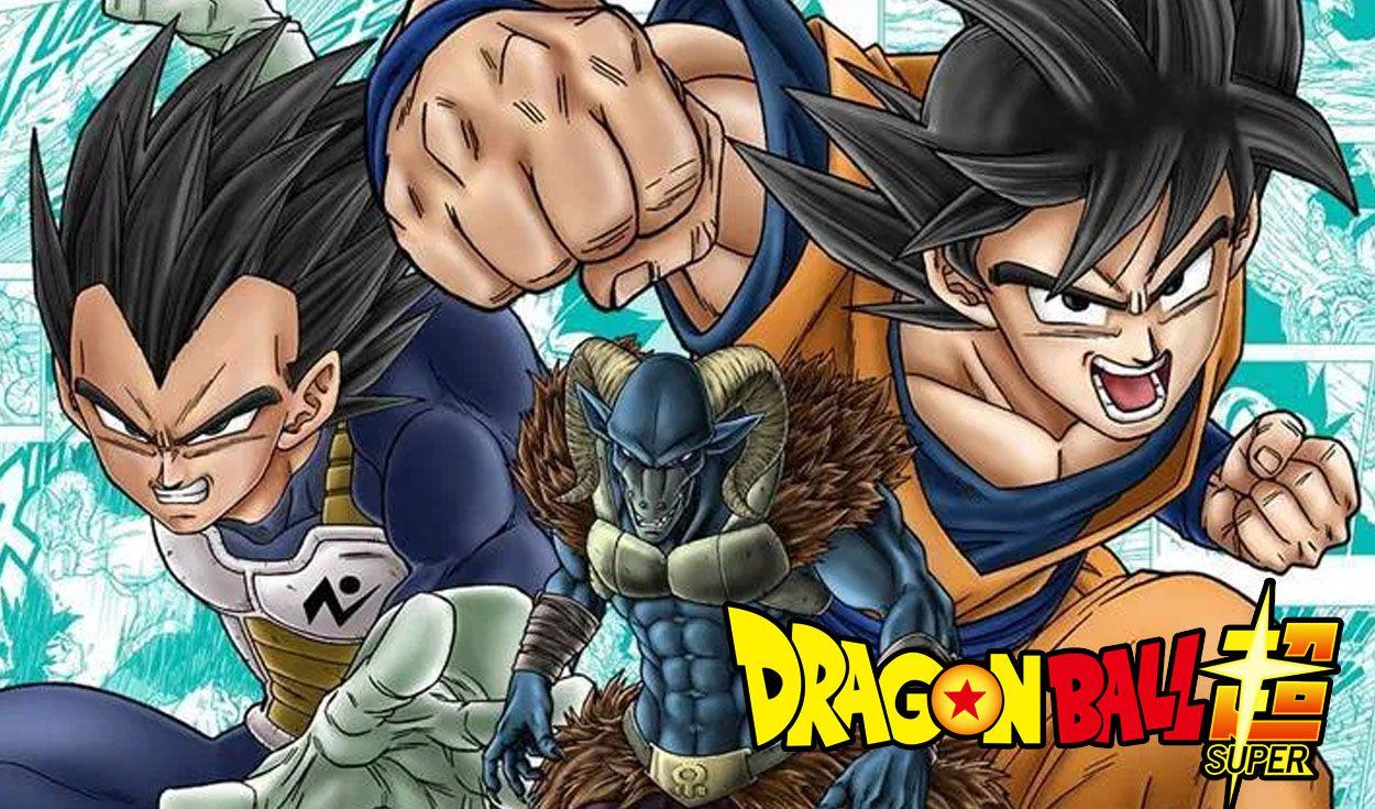 Spoilers Manga 66 Dragon Ball Super