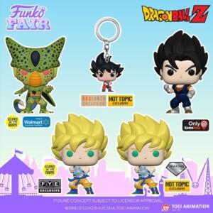 Funko Fair Dragon Ball