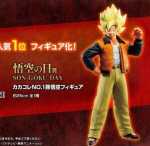 Goku Day Premio